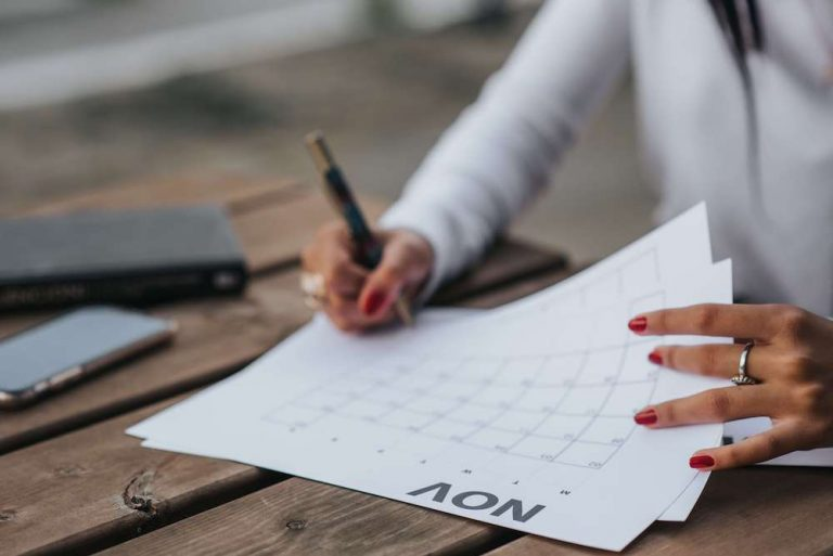 Spočítejte si plodné dny aneb Vyzkoušejte menstruační kalendář